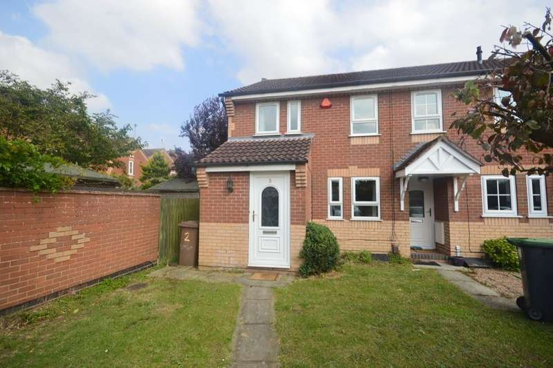 3 Bedrooms Property for sale in Wellington Close, Skellingthorpe, Lincoln, LN6