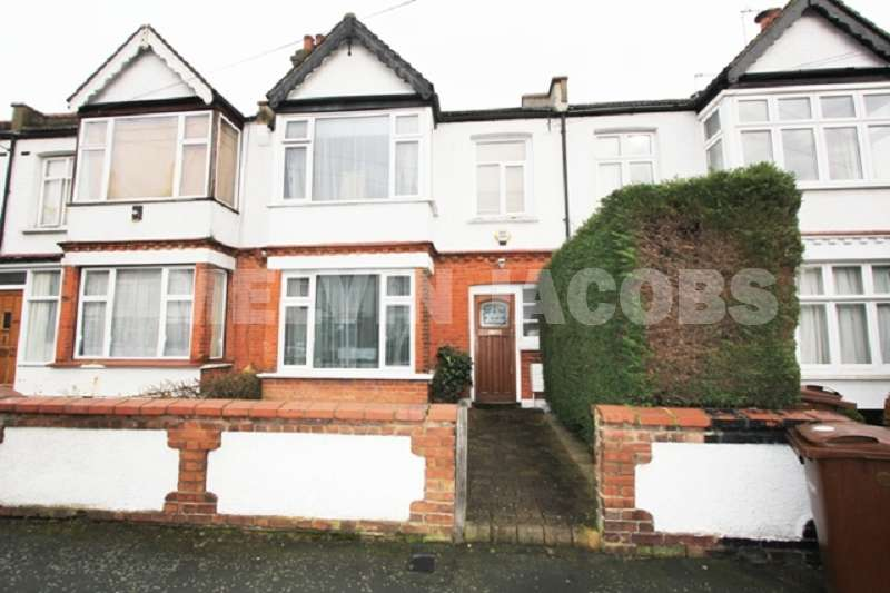 3 Bedrooms Terraced House for sale in Montgomery Road, Edgware, Greater London. HA8 6NS