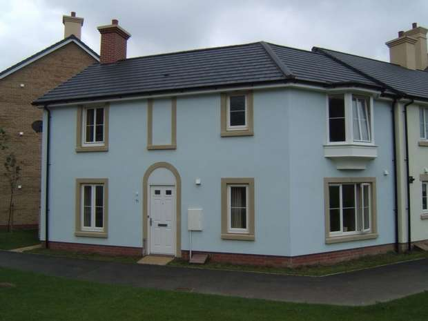 3 Bedrooms Semi Detached House for rent in BARNSTAPLE, Devon