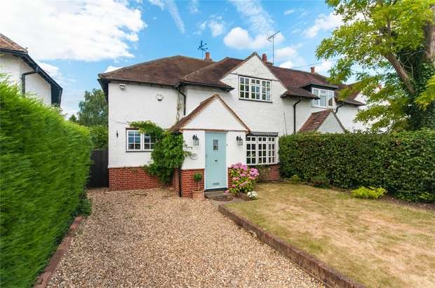 3 Bedrooms End Of Terrace House for sale in Wargrave, Berkshire