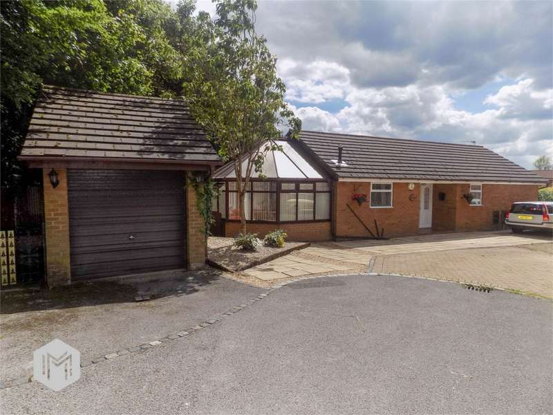 3 Bedrooms Detached Bungalow for sale in Sycamore Court, Chorley, Lancashire