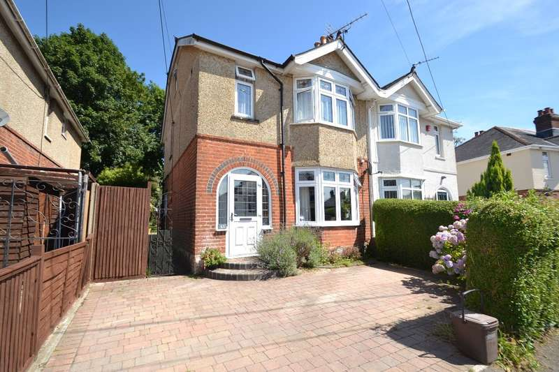 4 Bedrooms Semi Detached House for sale in Bishopstoke