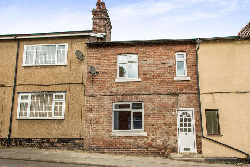 2 Bedrooms Property for sale in Midland Terrace, Barrow Hill, Chesterfield, S43