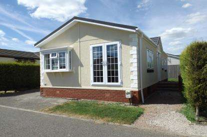 Mobile Home for sale in Eye Road, Eye, Suffolk