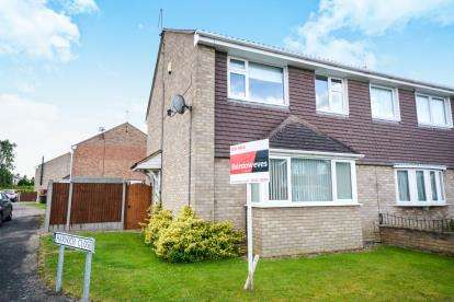3 Bedrooms Semi Detached House for sale in Newhaven Drive, Lincoln, Lincolnshire