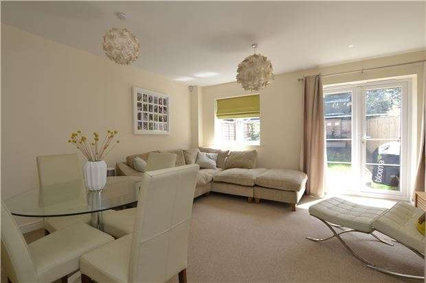 3 Bedrooms Terraced House for sale in Waterford Road, WITNEY, Oxfordshire, OX28 1GD