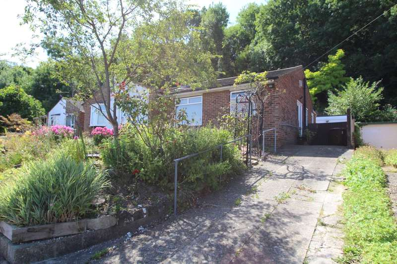 2 Bedrooms Bungalow for sale in Woodhurst Close, Cuxton