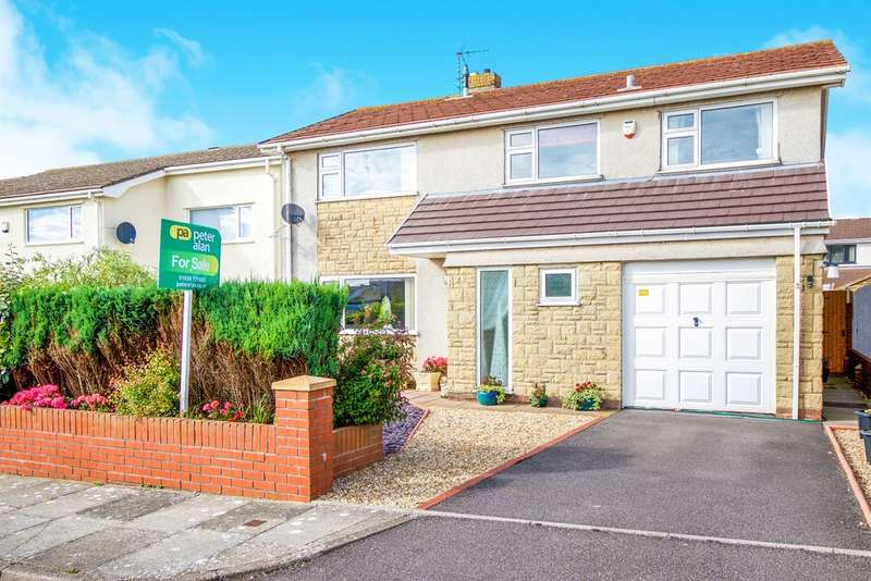 5 Bedrooms Detached House for sale in Pintail Close, Porthcawl