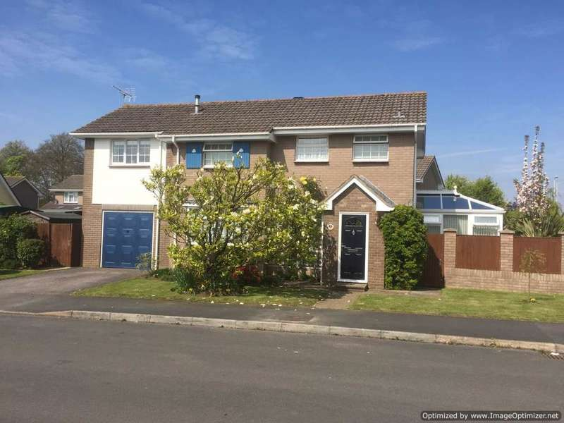 4 Bedrooms Detached House for sale in Fremington