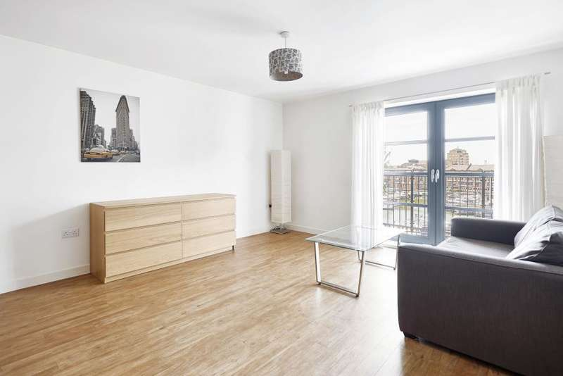 1 Bedroom Apartment Flat for sale in Zenith Basin, Limehouse, E14
