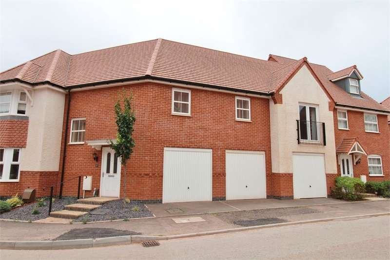2 Bedrooms Apartment Flat for sale in Sycamore Drive, NEWPORT, NP20