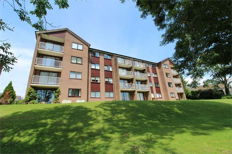 2 Bedrooms Apartment Flat for sale in Foxwood Close, Bassaleg, NEWPORT, NP10