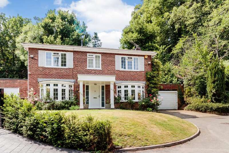 5 Bedrooms Detached House for sale in Cedar Close, Kingston Vale, SW15