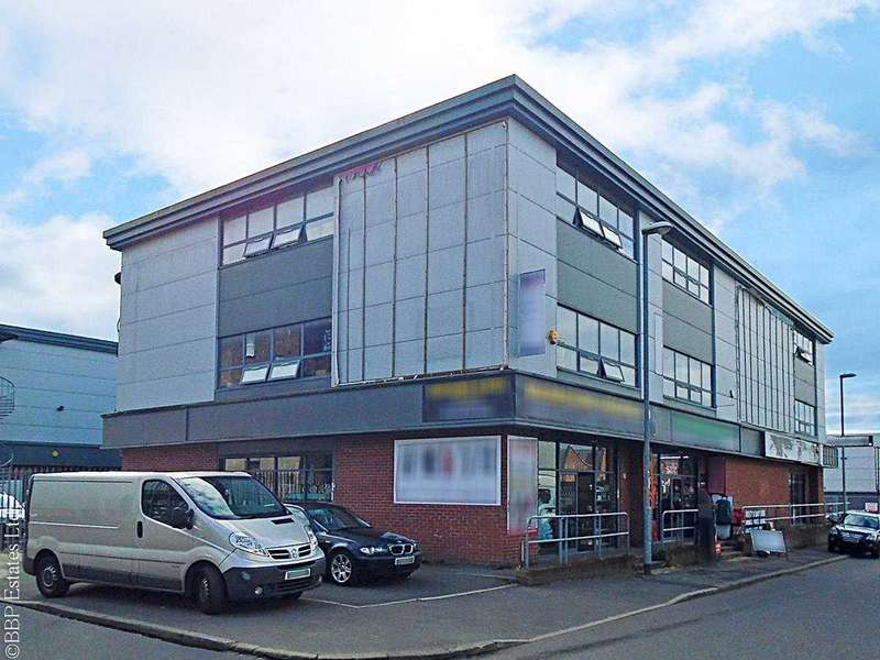 Commercial Property for sale in 3000 SQFT units for Sale,Knowsley St, Manchester, M8