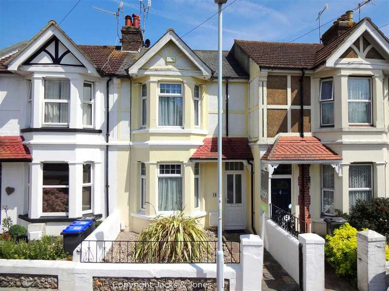 3 Bedrooms Terraced House for sale in Wigmore Road, Worthing