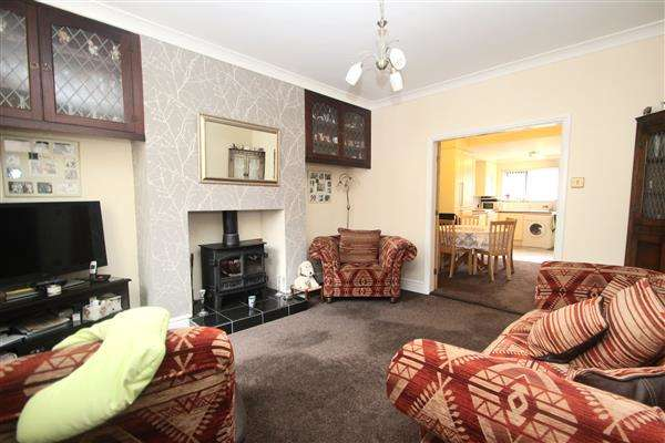 2 Bedrooms Terraced House for sale in Centre Street, South Elmsall