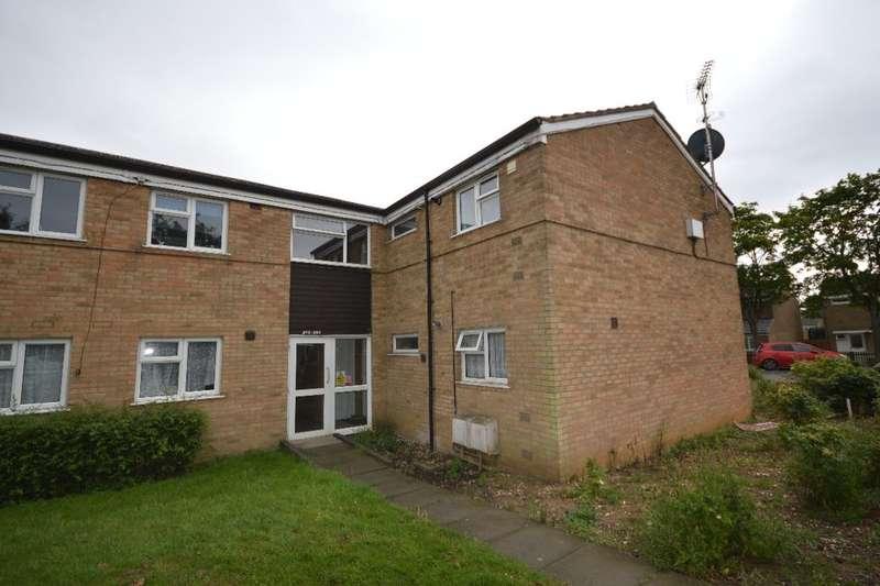 1 Bedroom Flat for sale in Ripon Road, Stevenage, SG1
