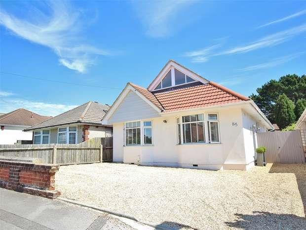 4 Bedrooms Detached House for sale in Brixey Road, Parkstone, POOLE, Dorset