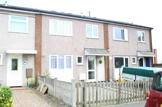 3 Bedrooms Terraced House for sale in Crown Street, Dawley, Telford, Shropshire