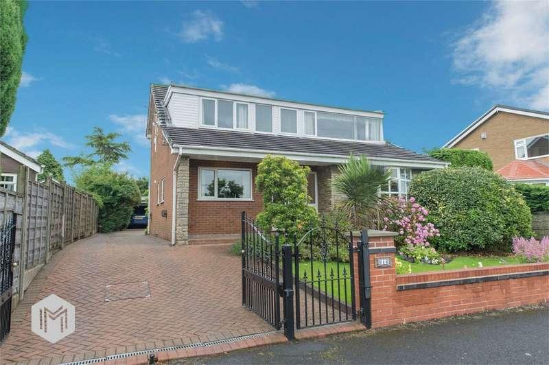 4 Bedrooms Detached House for sale in Teak Drive, Kearsley, Bolton, Lancashire
