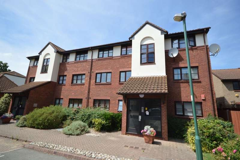 1 Bedroom Flat for sale in Violet Close, Hackbridge Village, Wallington, SM6