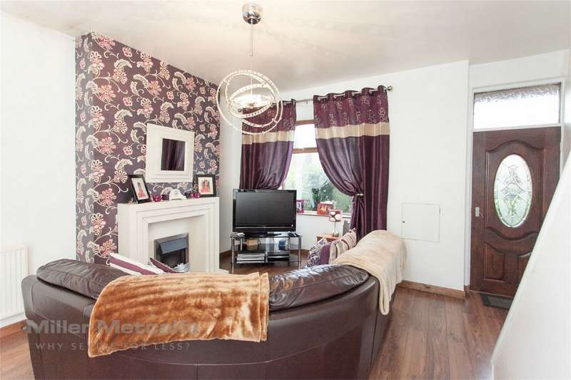 3 Bedrooms End Of Terrace House for sale in Valletts Lane, Smithills, Bolton, Lancashire