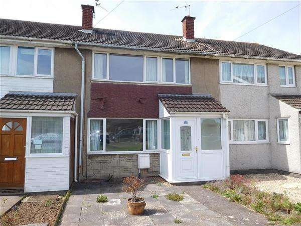 3 Bedrooms Terraced House for sale in Mill Lane, Caldicot