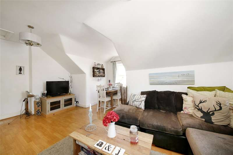 2 Bedrooms Apartment Flat for sale in Moffat Road, Thornton Heath, Surrey