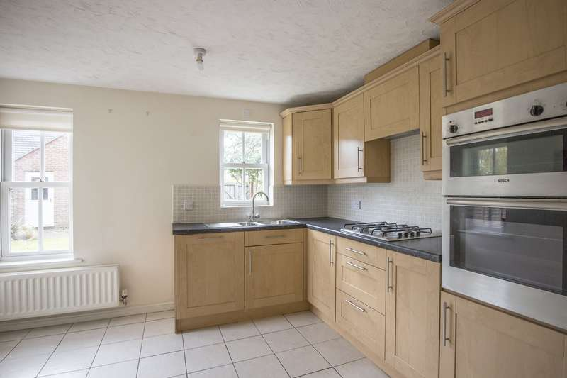 4 Bedrooms House for sale in Warkworth Woods, Gosforth, Newcastle Upon Tyne