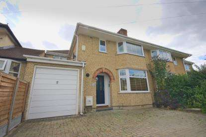 5 Bedrooms Semi Detached House for sale in Collinwood Road, Headington, Oxford, Oxfordshire