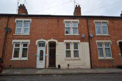 2 Bedrooms Terraced House for sale in Southampton Road, Far Cotton, Northampton, Northamptonshire