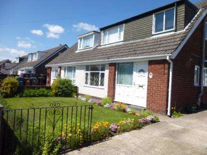 3 Bedrooms Semi Detached House for sale in Liverpool Old Road, Much Hoole, Preston, Lancashire, PR4