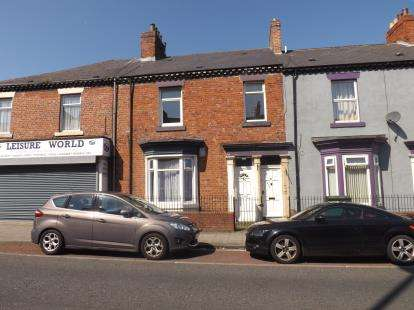 3 Bedrooms Flat for sale in Chichester Road, South Shields, Tyne and Wear, NE33