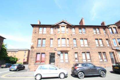2 Bedrooms Flat for sale in Cumbernauld Road, Riddrie, Glasgow