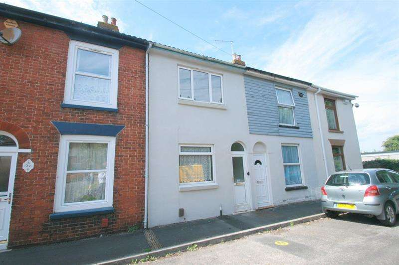 2 Bedrooms Terraced House for sale in Staunton Road, Havant