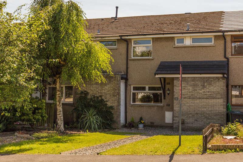 3 Bedrooms Terraced House for sale in 136 Lingmoor Rise, Kendal, Cumbria LA9 7NU