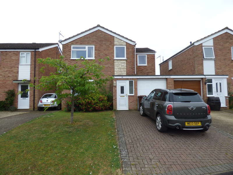 4 Bedrooms Semi Detached House for sale in Elton Road, Banbury