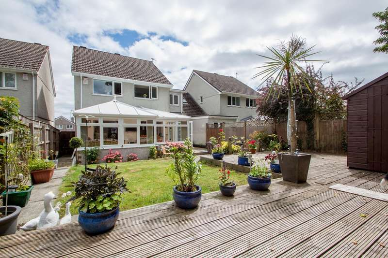 4 Bedrooms Detached House for sale in Glenholt, Plymouth