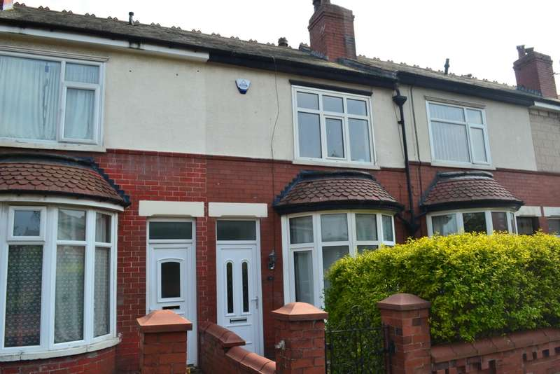 2 Bedrooms Property for sale in Lynwood Avenue, Layton, FY3