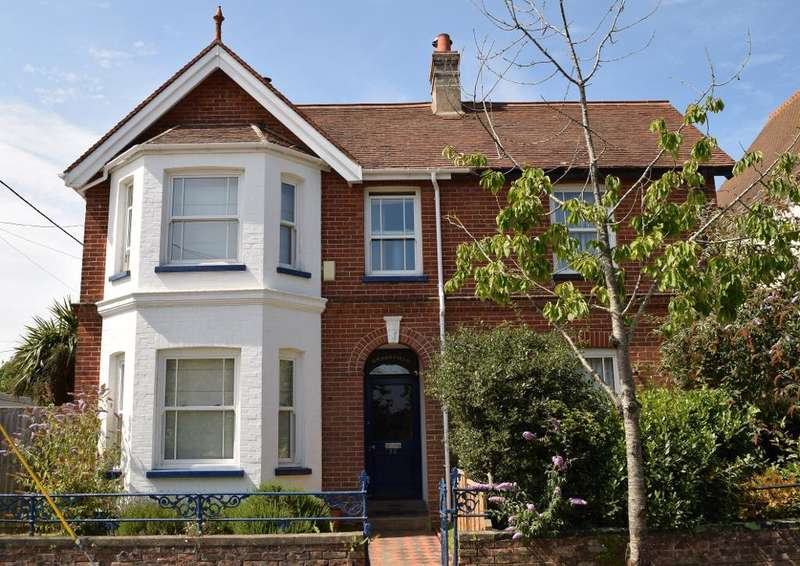 4 Bedrooms Semi Detached House for sale in Foreland Road, Bembridge, Isle of Wight, PO35 5XW