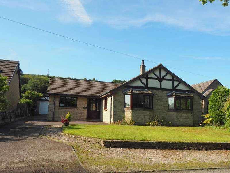 4 Bedrooms Detached Bungalow for sale in Lower Lane, Chinley, High Peak, Derbyshire, SK23 6BD