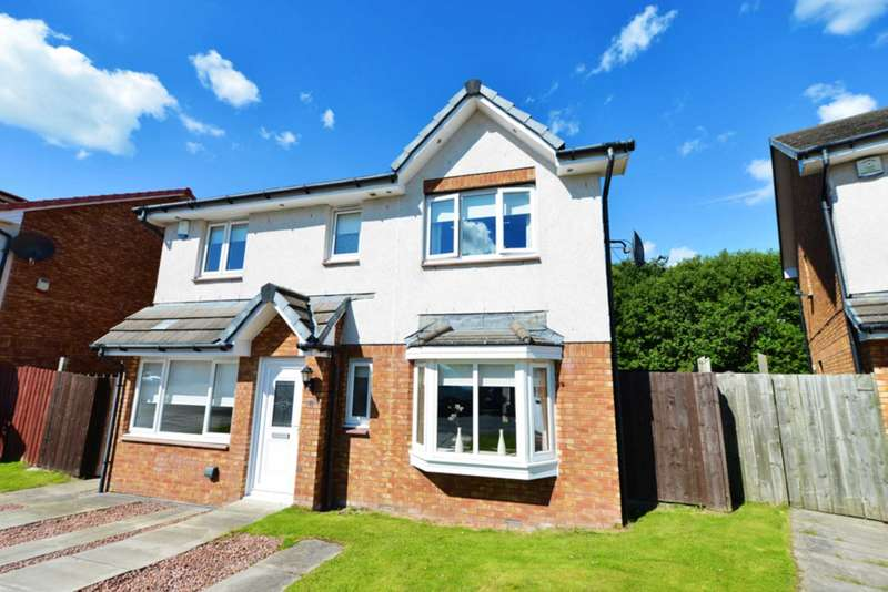 4 Bedrooms Detached House for sale in Andrew Paton Way, Burnbank