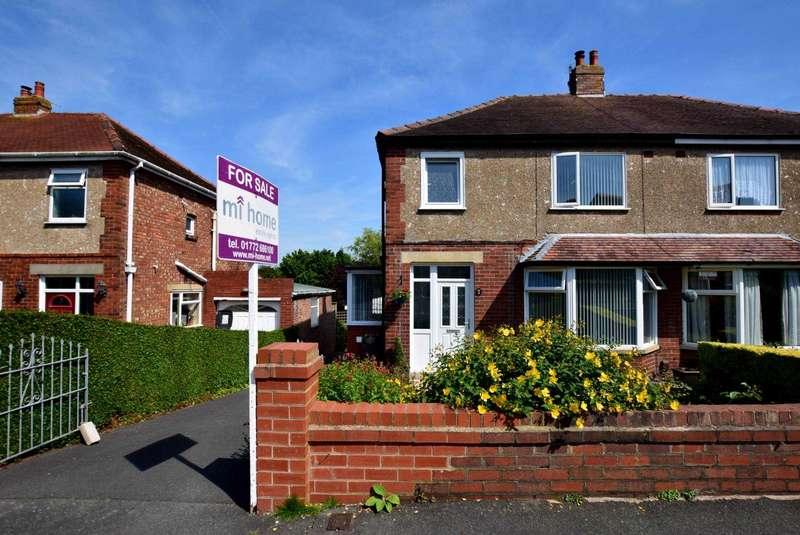 3 Bedrooms Semi Detached House for sale in Myrtle Drive, Kirkham