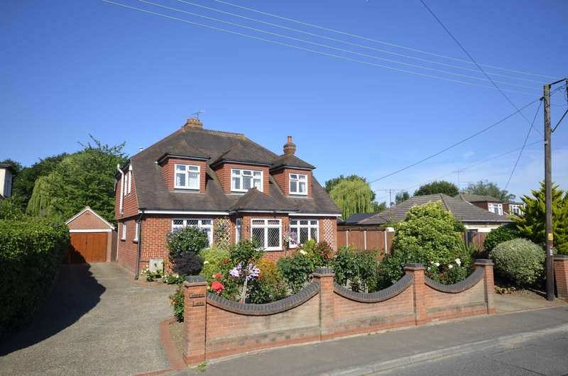 4 Bedrooms Detached House for sale in Gardiners Lane North, Billericay