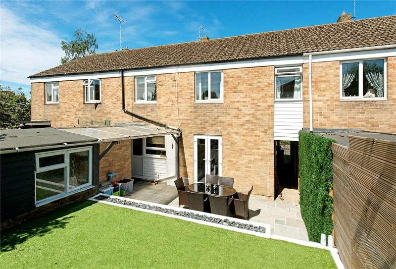 4 Bedrooms Terraced House for sale in Roman Meadow, Downton, Salisbury, Wiltshire, SP5