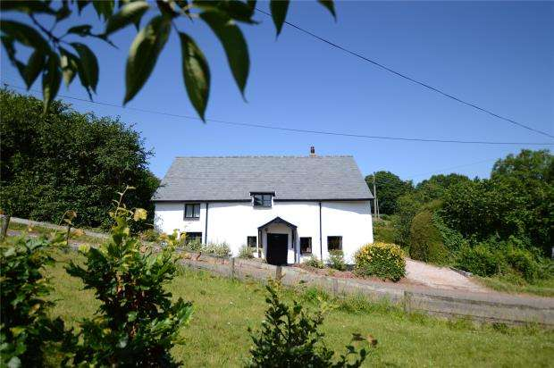 3 Bedrooms Detached House for sale in Netherton, Newton Abbot, Devon