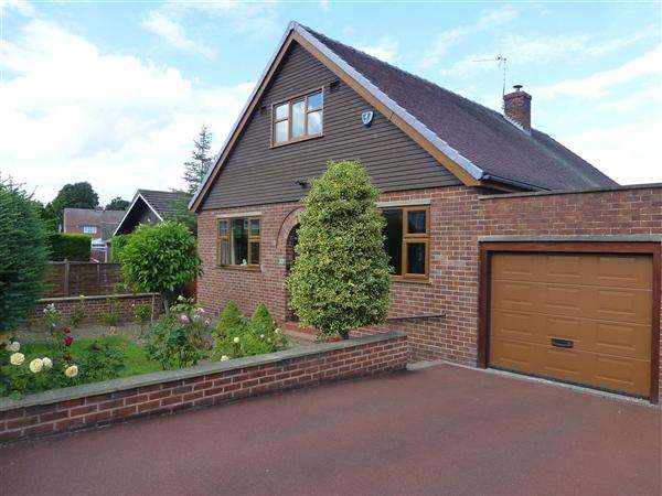 3 Bedrooms Detached Bungalow for sale in The Meadows, Todwick, Sheffield