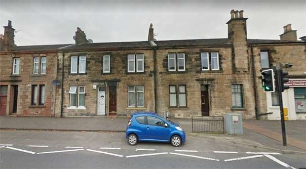 1 Bedroom Flat for sale in North Biggar Road, Airdrie, North Lanarkshire