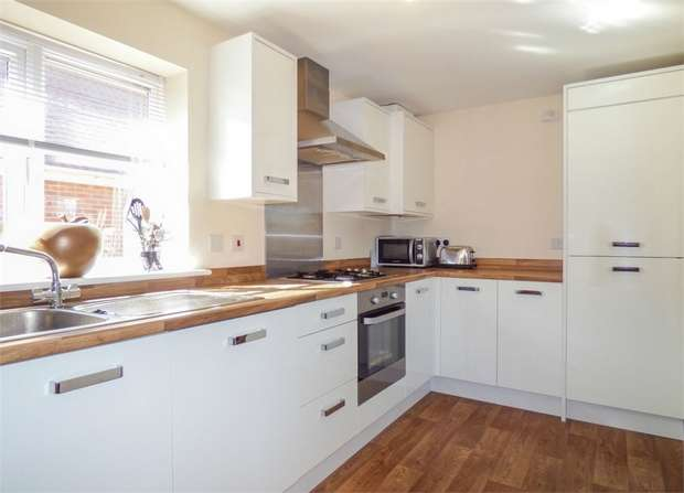 2 Bedrooms Detached House for sale in Morgan Drive, Whitworth, Spennymoor, Durham