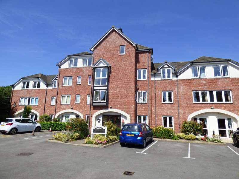 1 Bedroom Apartment Flat for sale in Vernon Court, Marple Road, Offerton, Stockport
